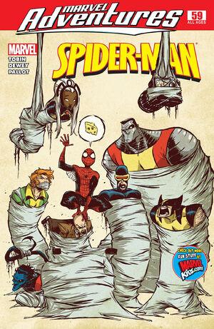 Marvel Adventures Spider-Man Vol 1 59