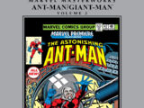 Marvel Masterworks: Ant-Man/Giant-Man Vol 1 3