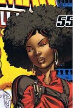 Mercedes Knight (Earth-10995) from Spider-Man Heroes & Villains Collection Vol 1 55 0001
