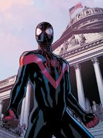Miles Morales (Earth-1610) from Civil War II Vol 1 6 001