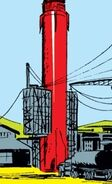 Observer Missile from Tales of Suspense Vol 1 54 001