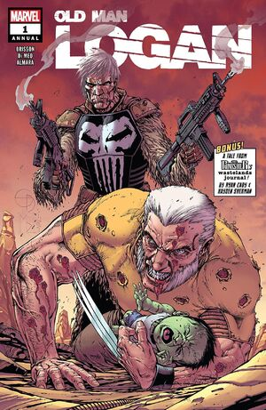 Old Man Logan Annual Vol 1 1