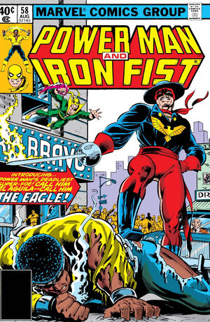 Power Man and Iron Fist Vol 1 58