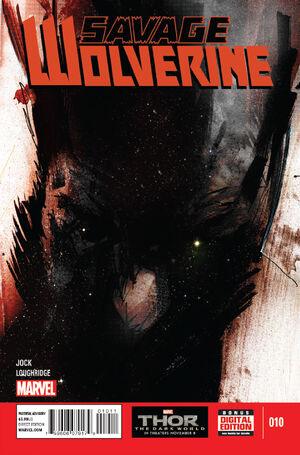 Savage Wolverine Vol 1 10