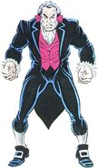 Sebastian Shaw (Earth-616) from Official Handbook of the Marvel Universe Vol 2 2 0001