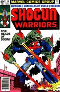 Shogun Warriors Vol 1 10
