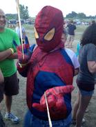 Spider-Man in Sonshine