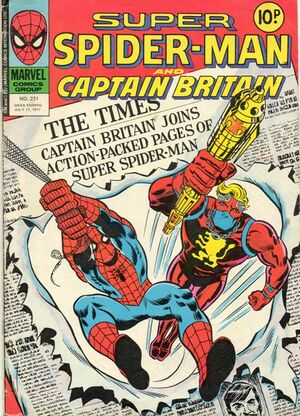 Super Spider-Man & Captain Britain Vol 1 231