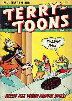 Terry-Toons Comics Vol 1 2