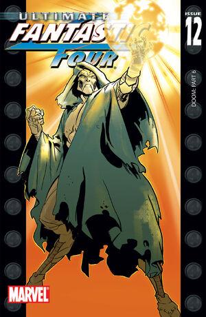 Ultimate Fantastic Four Vol 1 12