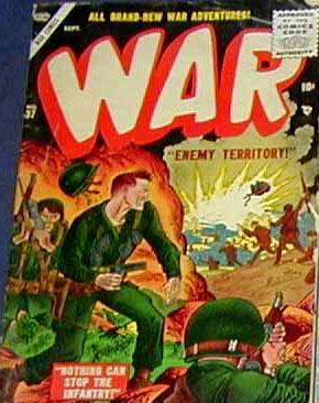 War Comics Vol 1 37