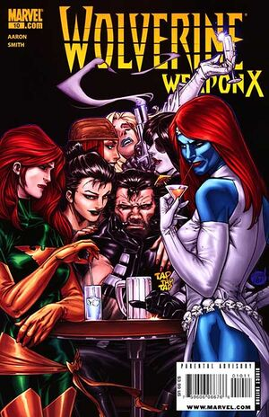 Wolverine Weapon X Vol 1 10