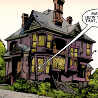 X-Factor Investigations Headquarters from X-Factor Vol 3 33 001