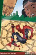 Amazing Spider-Man Vol 1 615 Solicit