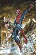 Amazing Spider-Man Vol 3 1 MaximuM Variant Textless