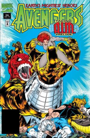 Avengers Vol 1 386
