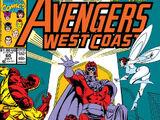 Avengers West Coast Vol 2 60