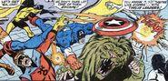 Avengers vs Zodiac (Avengers -72)