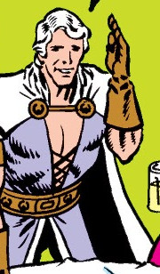 Balder Odinson (Earth-77640) from Fantastic Four Roast Vol 1 1 0001