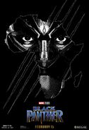 Black Panther (film) poster 021