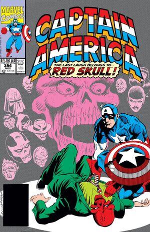 Captain America Vol 1 394