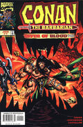 Conan the Barbarian River of Blood Vol 1 1