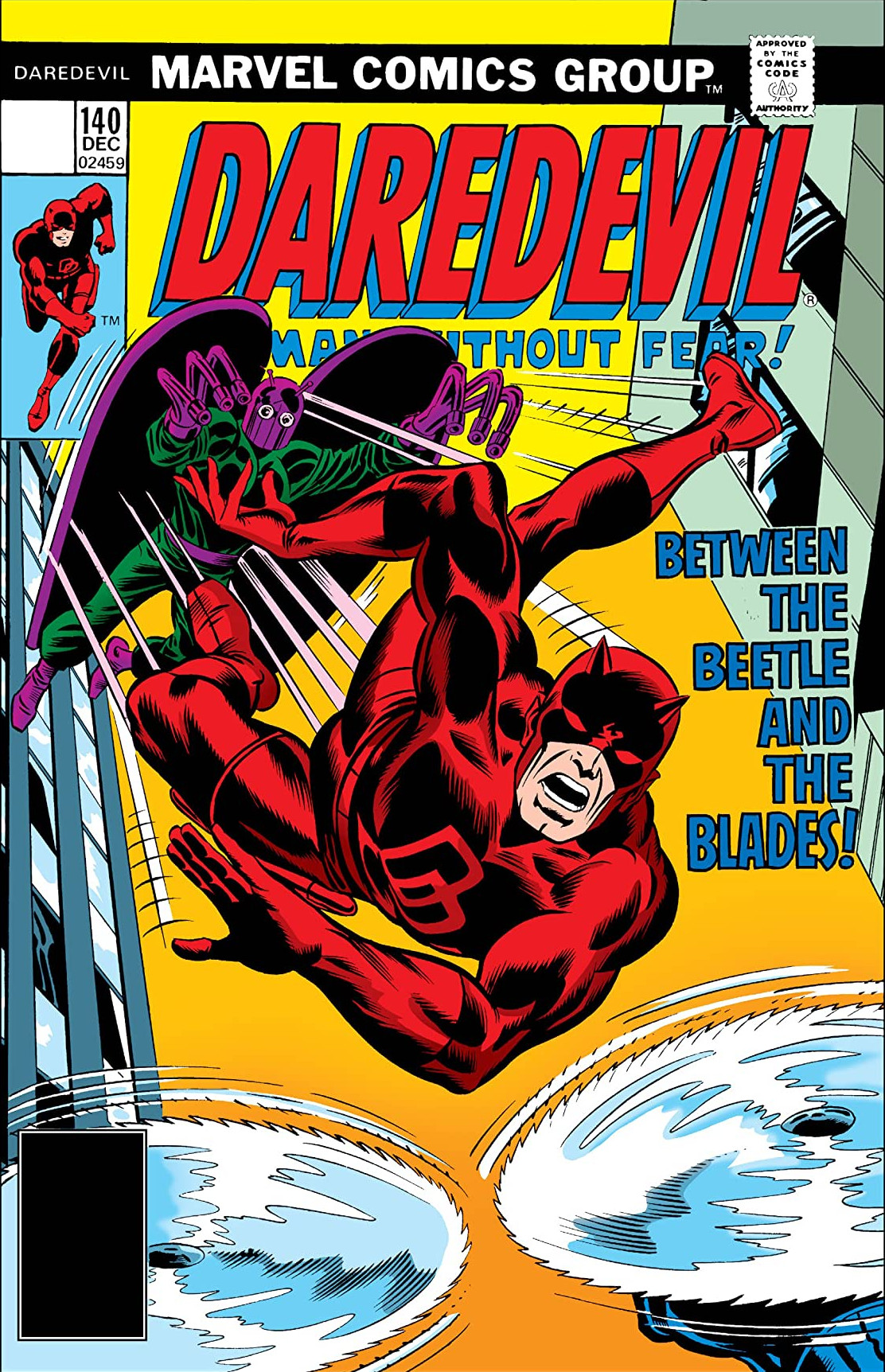Daredevil Vol 1 140
