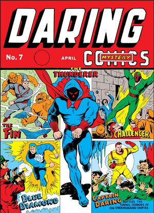 Daring Mystery Comics Vol 1 7