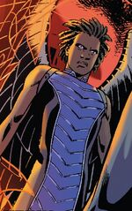 Derek Morgan (Earth-1610) from X-Men Blue Vol 1 4 001