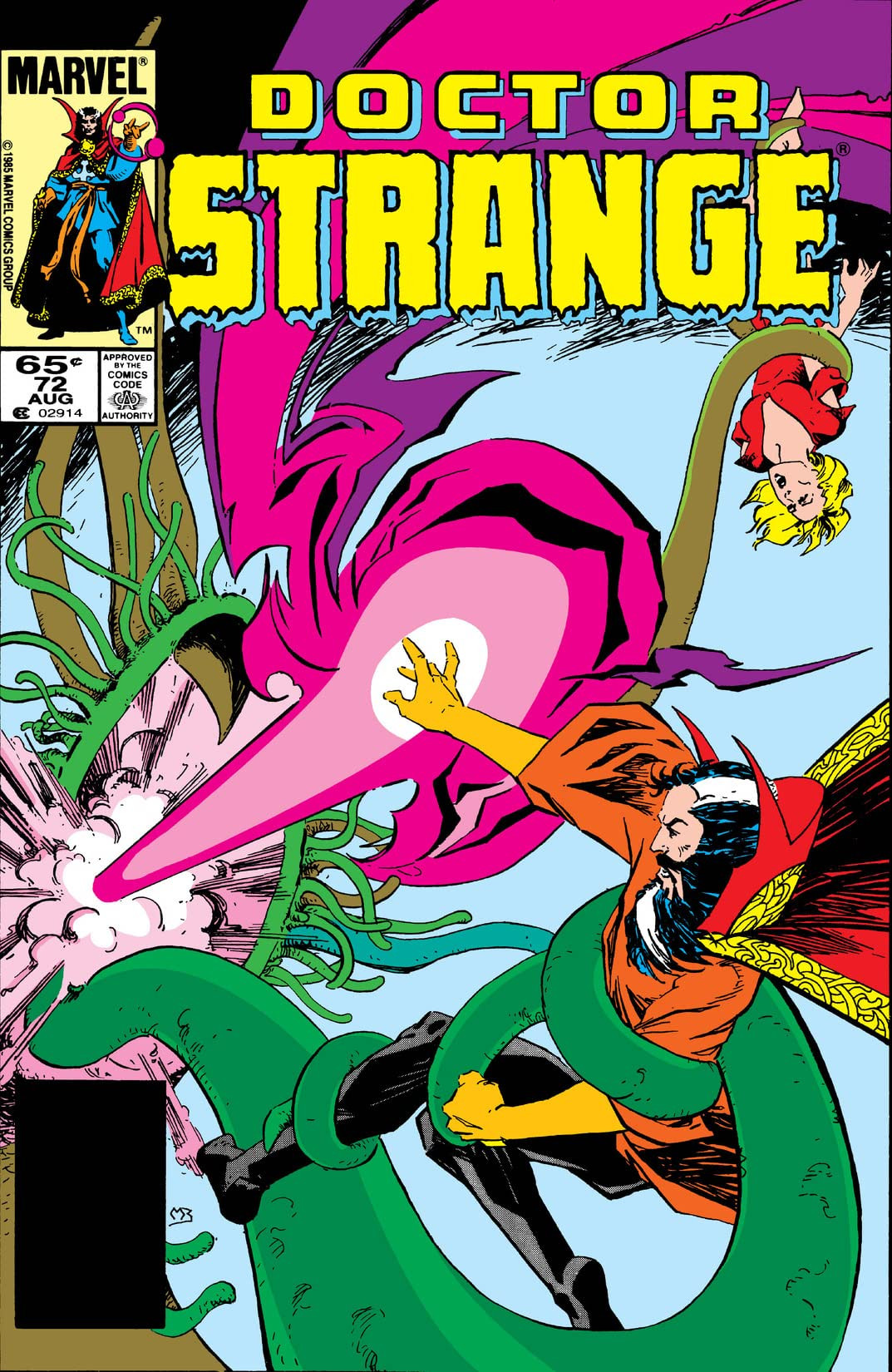 Doctor Strange Vol 2 72