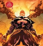 Dormammu (Earth-TRN590) from Spider-Man 2099 Vol 3 11 001
