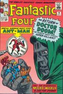 Fantastic Four Vol 1 16 Vintage