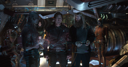 Guardians of the Galaxy (Earth-199999) from Avengers Endgame 001