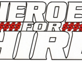Heroes for Hire Vol 3