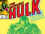 Incredible Hulk Vol 1 291