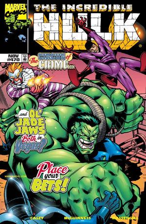 Incredible Hulk Vol 1 470