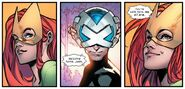 Jean Grey (Earth-616) and Charles Xavier (Earth-616) from House of X Vol 1 1 001
