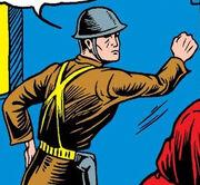 John Steele (Earth-616) from Daring Mystery Comics Vol 1 1 0001