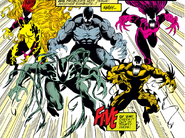 Life Foundation (Earth-616) from Venom Lethal Protector Vol 1 4 001