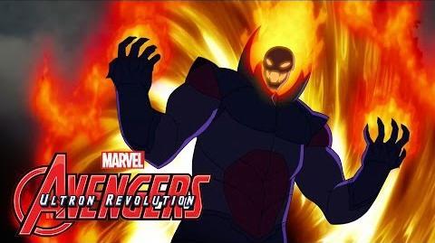 Marvel's Avengers Ultron Revolution Season 3, Ep