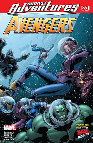 Marvel Adventures The Avengers Vol 1 23