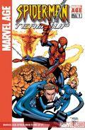 Marvel Age Spider-Man Team-Up Vol 1 1 Solicit