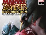 Marvel Zombies: Resurrection Vol 1 1