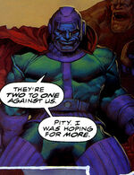 Nathaniel Richards (Kang) (Earth-9511) from The Last Avengers Story Vol 1 2 0001