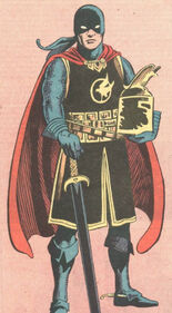 Percival of Scandia (Earth-616) from Official Handbook of the Marvel Universe Vol 2 16 0001