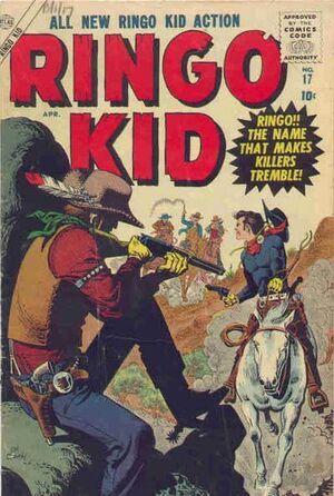Ringo Kid Vol 1 17