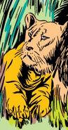 Sha (Earth-616) from Marvel Comics Vol 1 1 0001