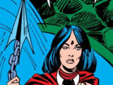 Shaya (Earth-616)