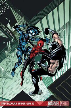 Spectacular Spider-Girl Vol 2 3 Textless