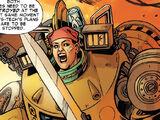 Stacy Arnheim (Earth-616)